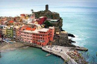 Bloemen Riviera Italië